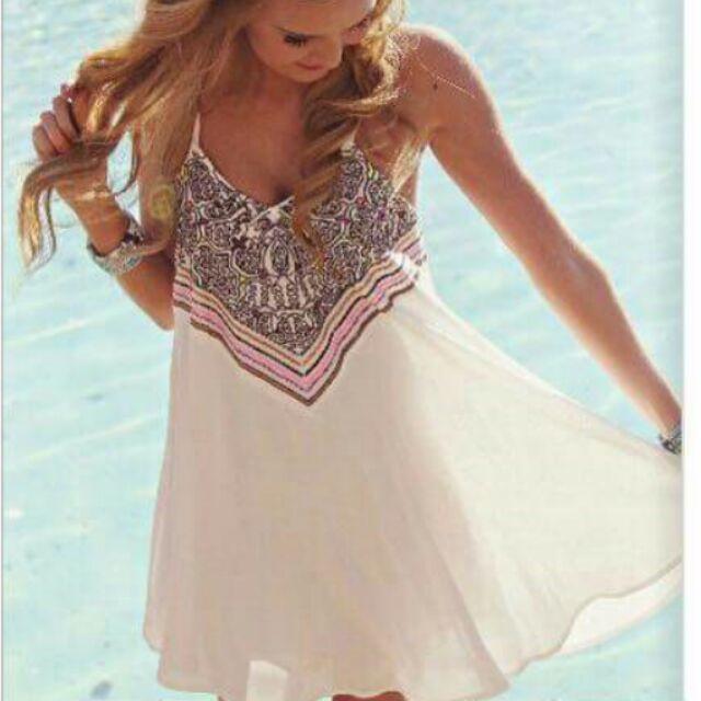 Váy tắm biển