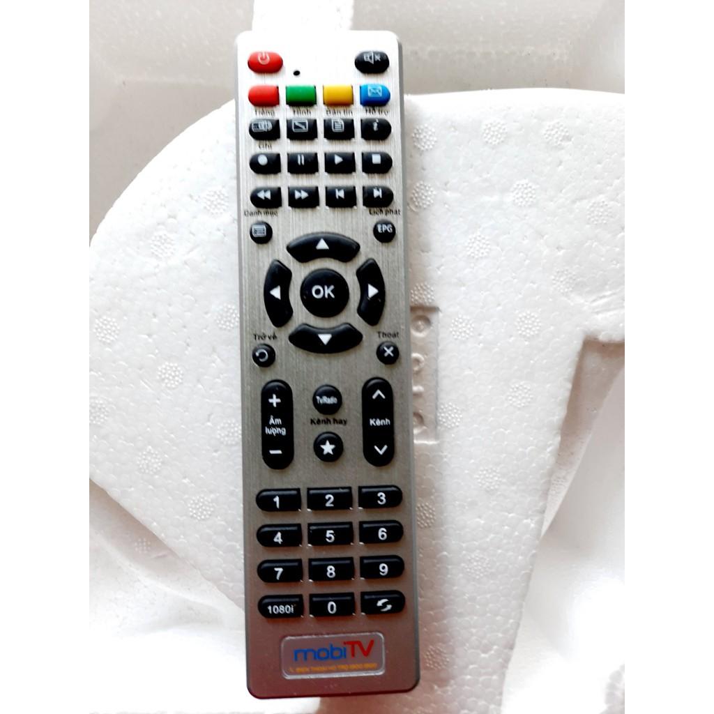 Điều khiển đầu thu MobiTV - Hàng tốt