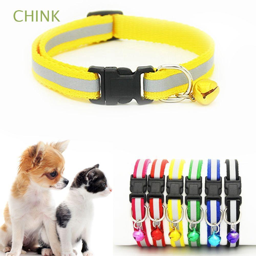 [Mã PET1807 hoàn 8% xu đơn 300K] Dây đeo cổ họa tiết sọc dùng cho thú cưng