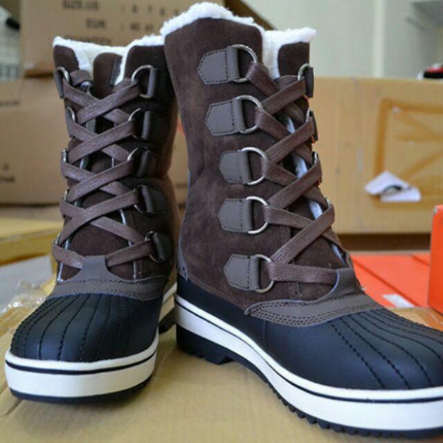 Giày bốt nữ Cao dành cho các bạn nữ mùa Noel 2015