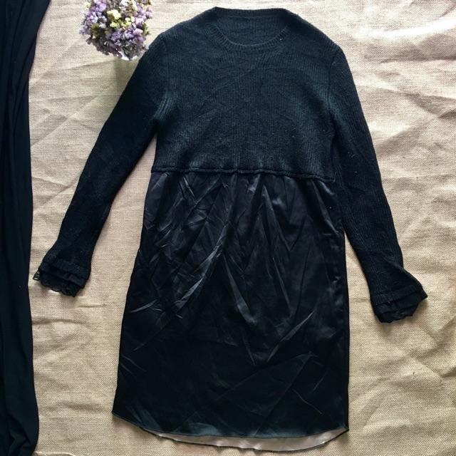 Đầm len 7