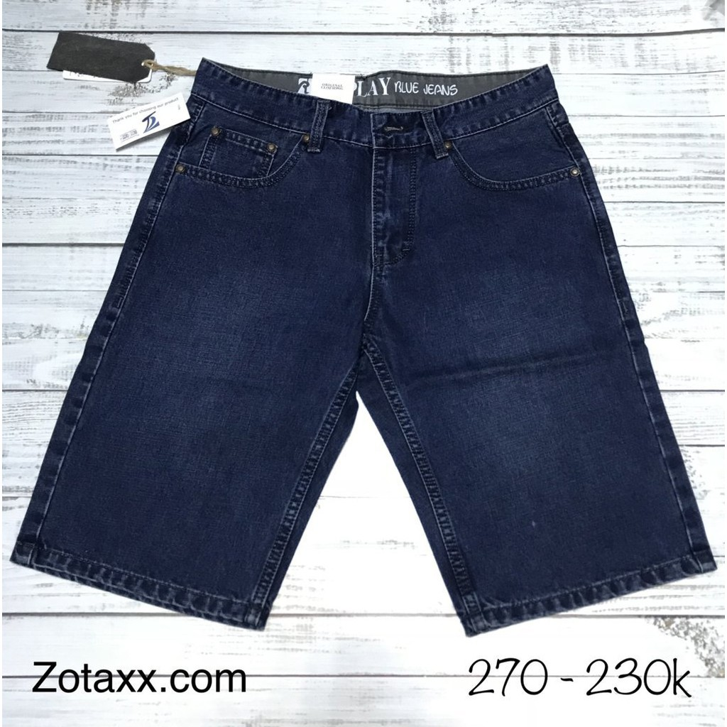Quần jeans lửng nam ZOTAXX - 270