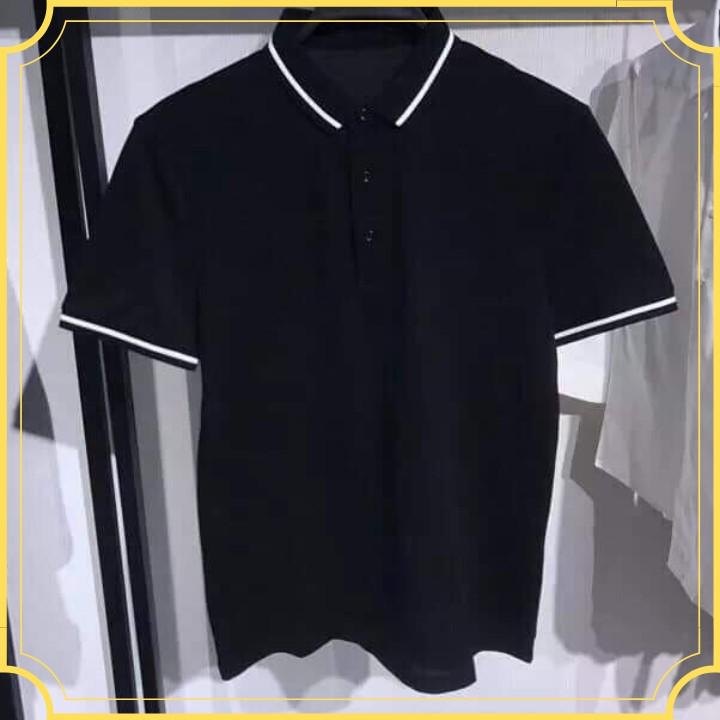 [HOTTREND 2020] Áo polo nam cao cấp cổ viền, áo thun nam ngắn tay bo viền năng động, Kiểu dáng ôm slimfit