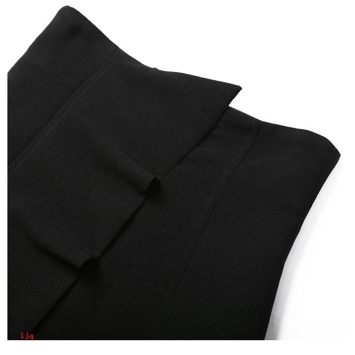 Chân Váy Dài Lưng Cao Thời Trang Nữ Tính