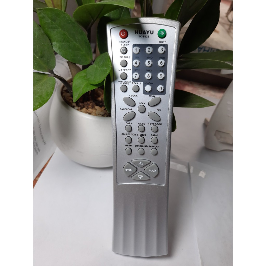 Điều khiển đa năng tivi TCL - tivi TCL đời cũ - Hàng Tốt