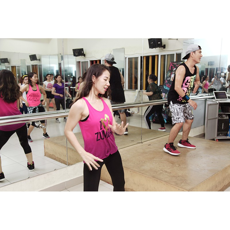 Hồ Chí Minh [Voucher] - Khóa học Zumba giảm cân hiệu quả tại Câu lạc bộ ZS Dance Fitness