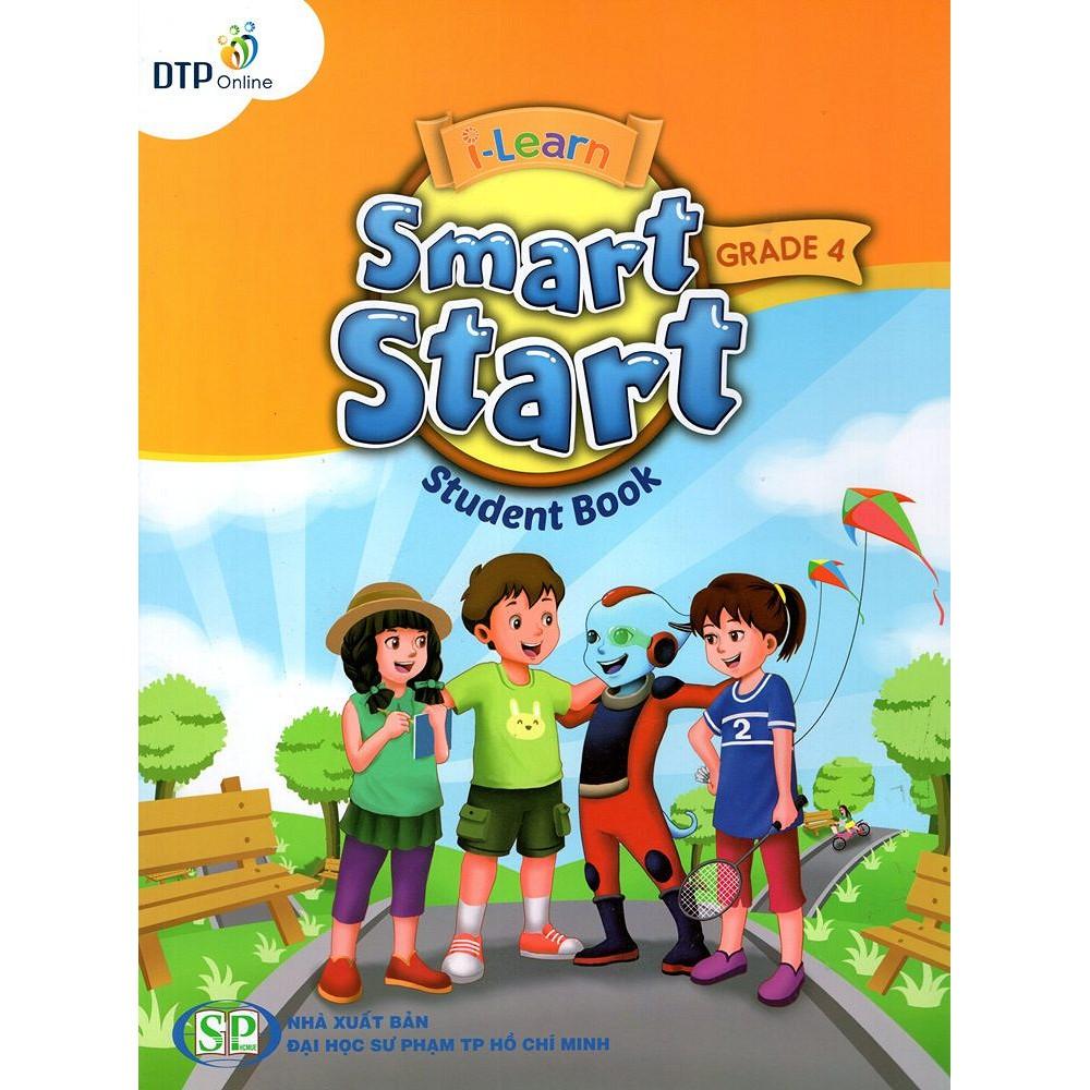 Bộ sách học tiếng Anh i-Learn Smart Start Grade 4