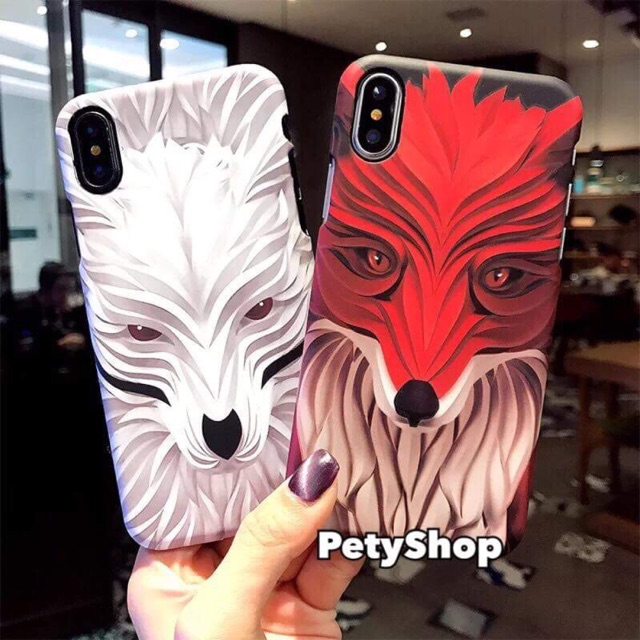 Ốp hình iphone X