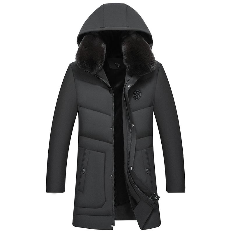 (hàng có sẵn) áo khoác nam lót bông giữ ấm