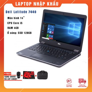 Laptop DELL 7440 i5 | 4G | SSD 128Gb | 14