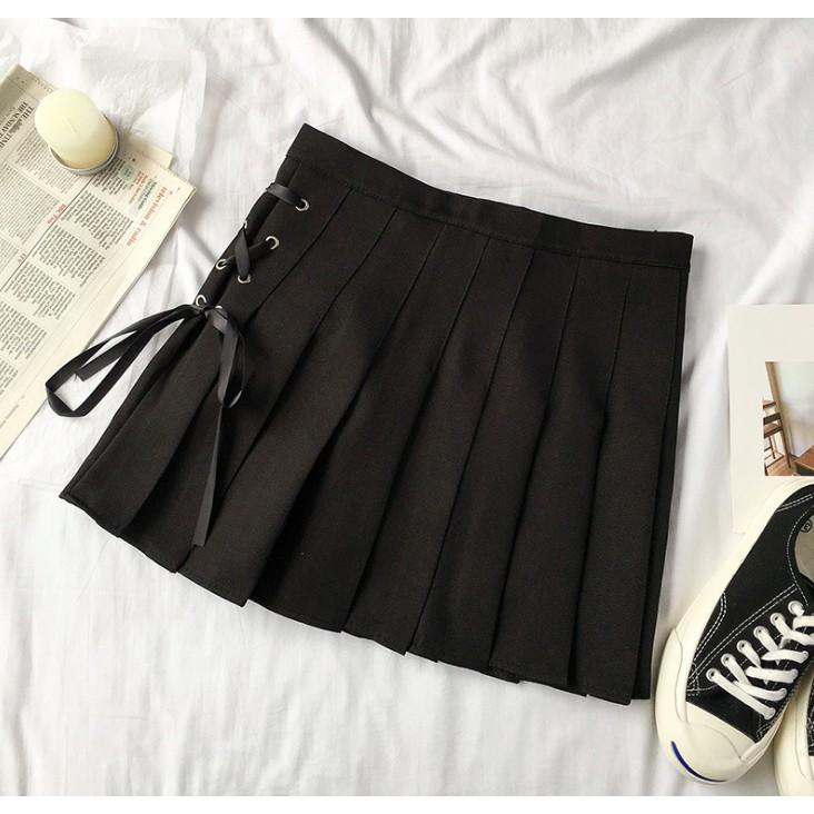 Chân Váy Tennis Hot, Chân Váy Nữ Đẹp, Chân Váy Xoè Xếp Li nữ sinh năng động, chân váy Ulzzang