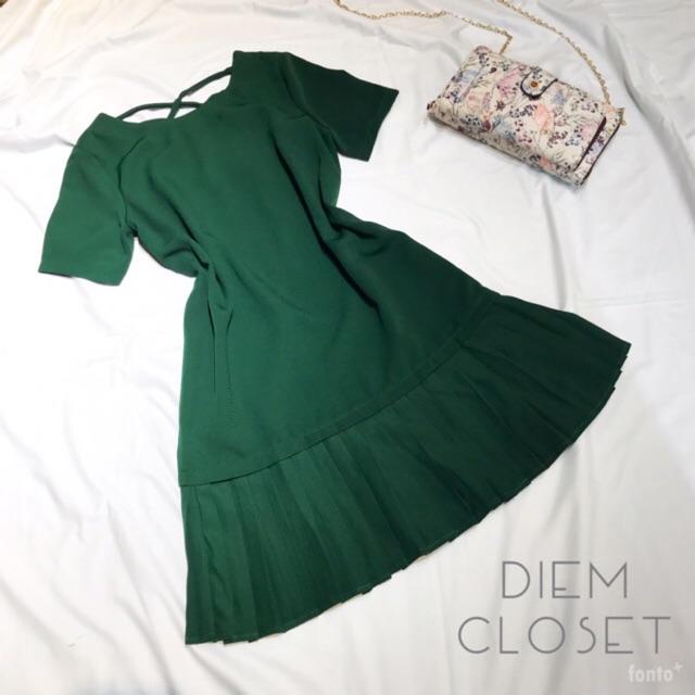 [HÀNG VNXK] Váy đầm đuôi cá nhiều màu