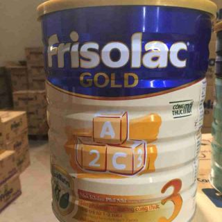 Hộp frisolac gold 3- 1500g