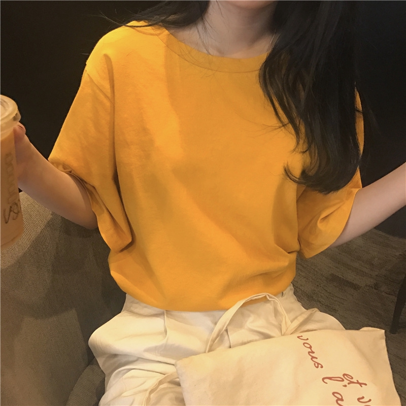Hình ảnh toonies2.vn T-shirts normalwoman t-shirt fast delivery youthful popular temperamentin stock personality fashion