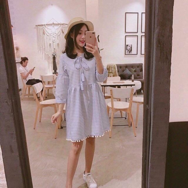Đầm Baby Doll