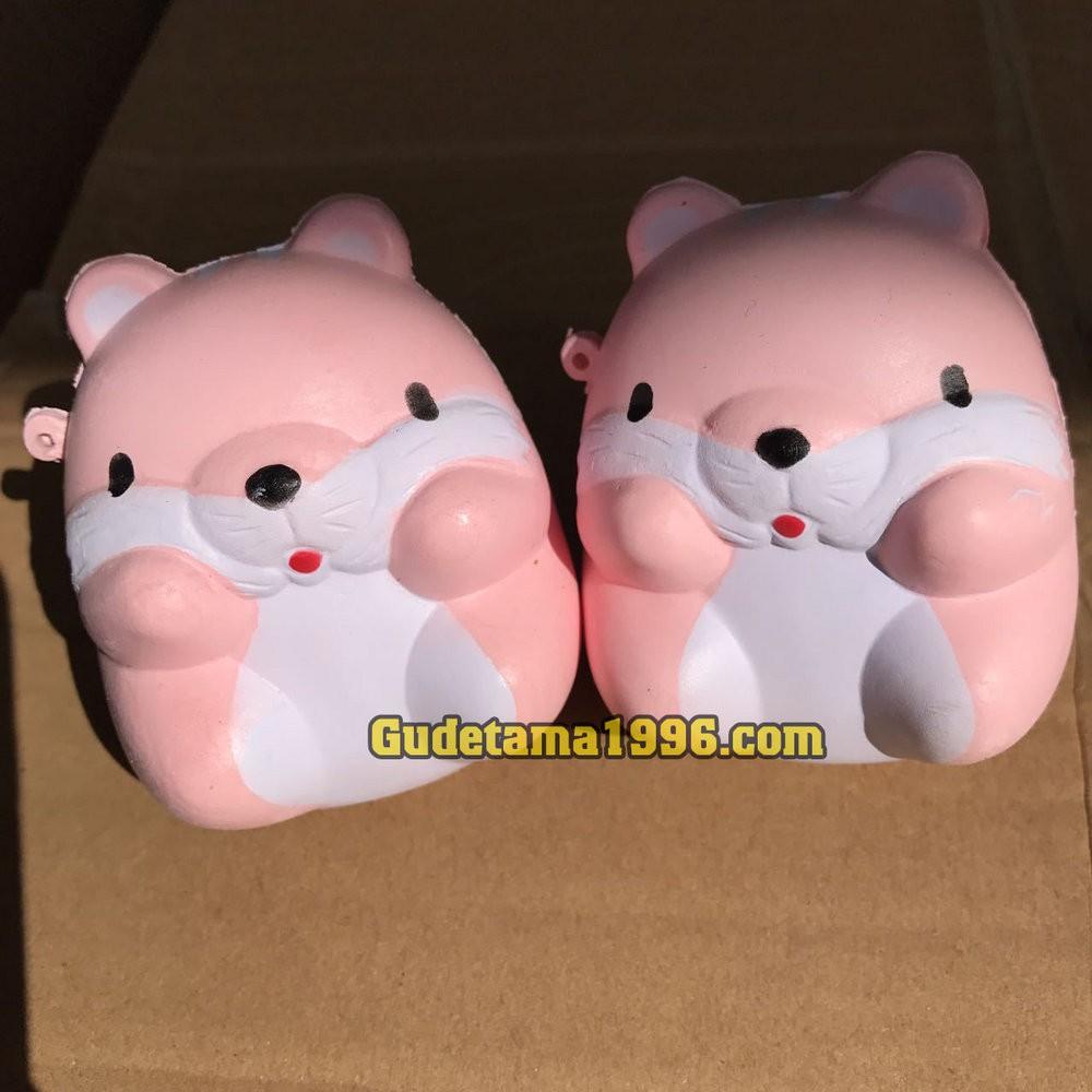 Squishy giá rẻ - Squishy chuột hamster xinh
