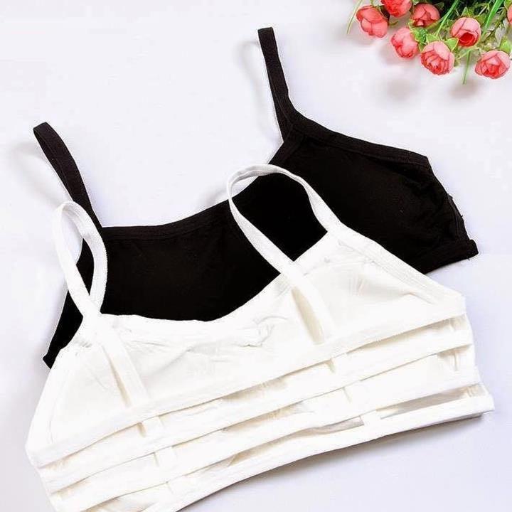COMBO 2 áo bra thái lan 3 dây kèm mút ngực (ảnh chụp thật)