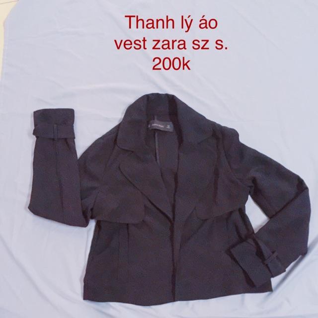 Thanh lý áo vest xinh sz s.