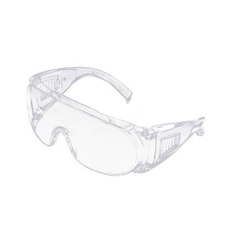 Safety Glasses Professional Goggles Eyewear UV Protection Anti Dust Windproof Anti Fog Coating Eye Wear with Clear Lens for Eye Protection