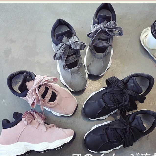FREESHIP - Giày thể thao độn đế Hàn Quốc - hot hit 2018