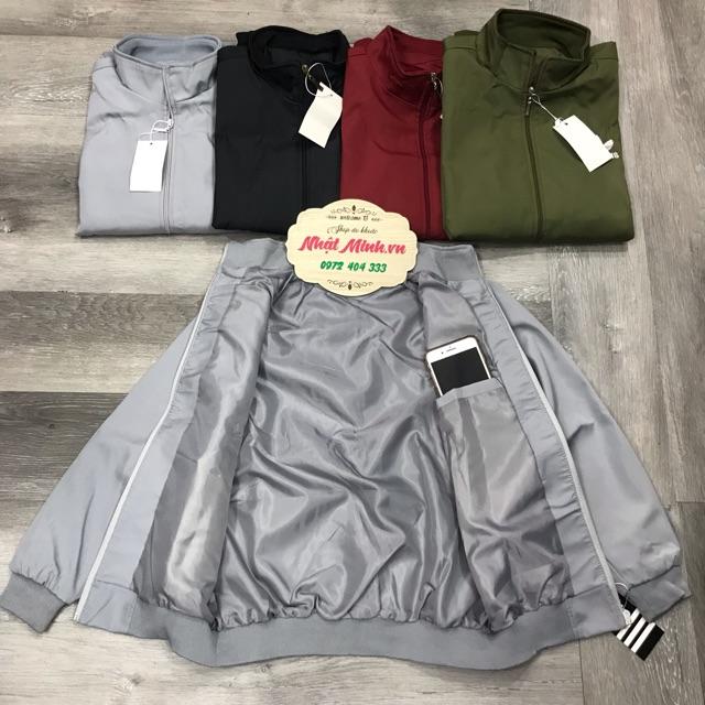 (Bán sỉ) áo khoác dù đôi nam nữ cực chất mặc mát(size45-85kg)