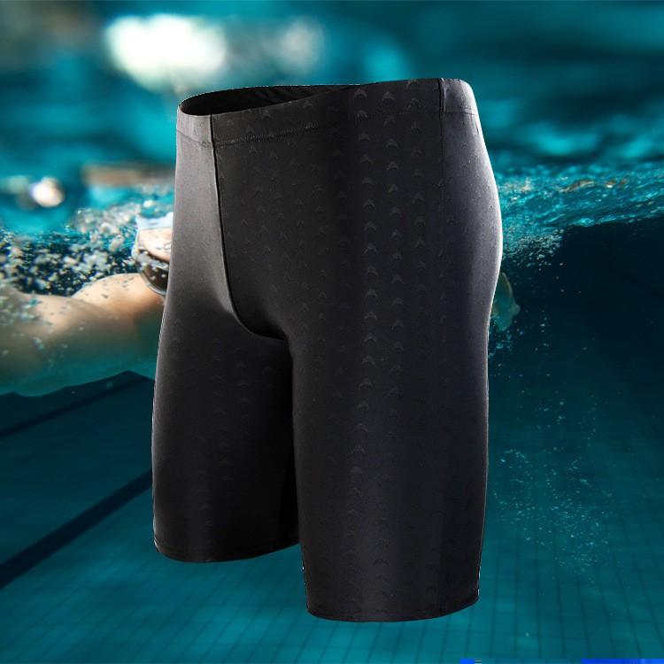 Quần Bơi Nam Co giãn 4 Chiều thấm hút tốt, bay hơi nhanh giúp quần mau khô QB6096A