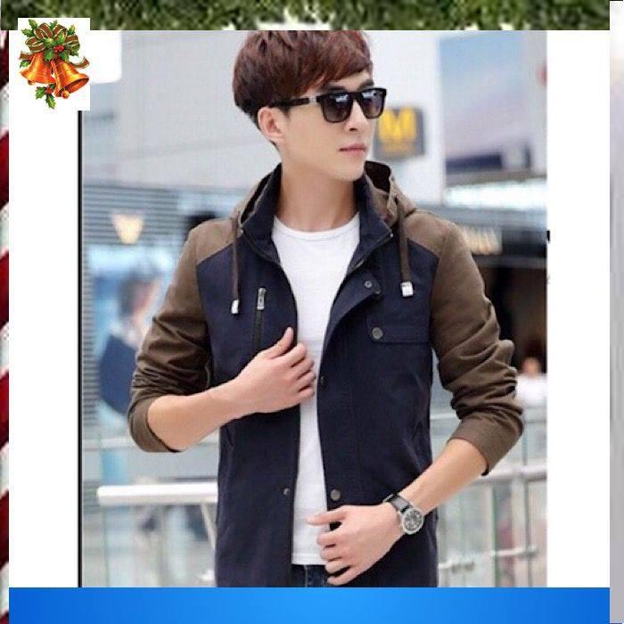Áo Khoác Kaki Quảng Châu Phong Cách Thời Trang,áo khoác kaki nam cao cấp