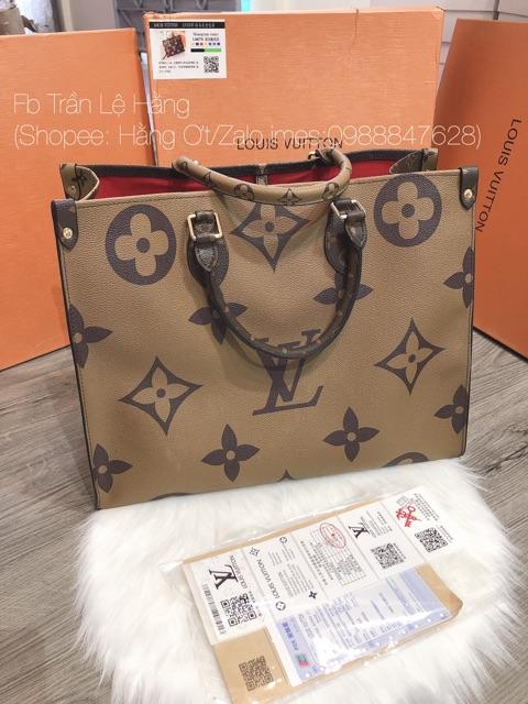 Túi Hoạ Tiết Hoa Size 45cm Cực Sang Trọng