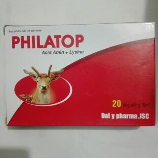 Philatop con hươu