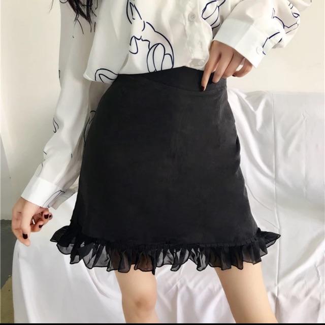 Chân váy order quảng châu