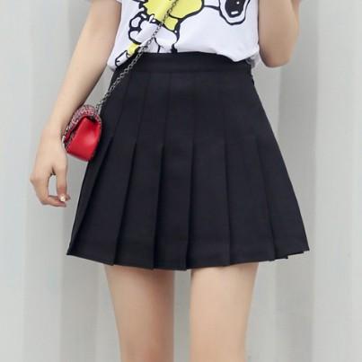 Chân váy xếp ly năng động thời trang Hàn Quốc