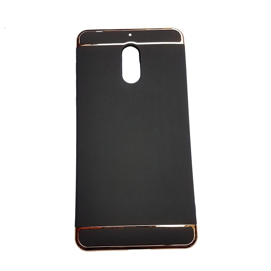 [Freeship toàn quốc từ 50k] Ốp lưng 3 mảnh Nokia 6 (Đen)