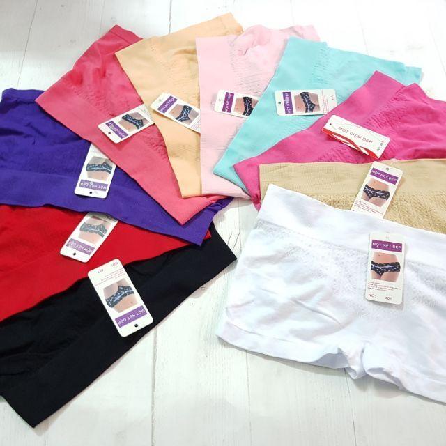 Combo 5 quần mặt đầm đủ màu. Chọn màu tùy thích .hình shop tự chụp