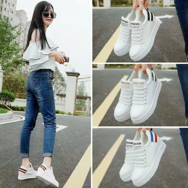 Giày đế độn 7cm.(Q2V)
