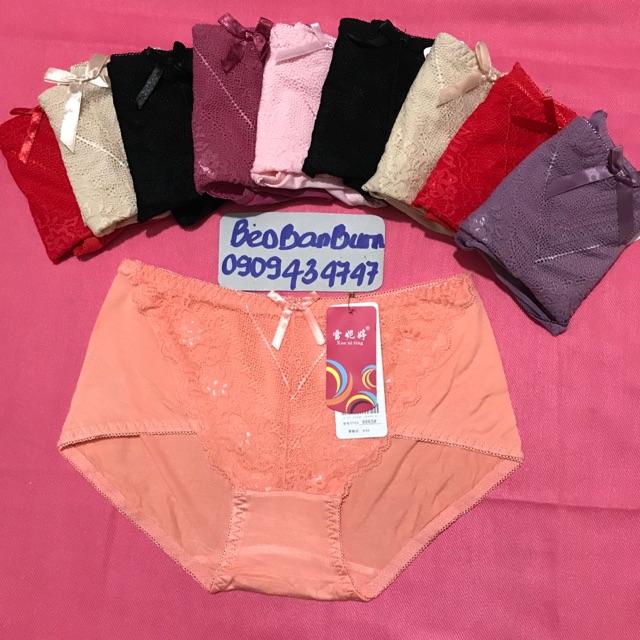 10 quần lót cotton 8865