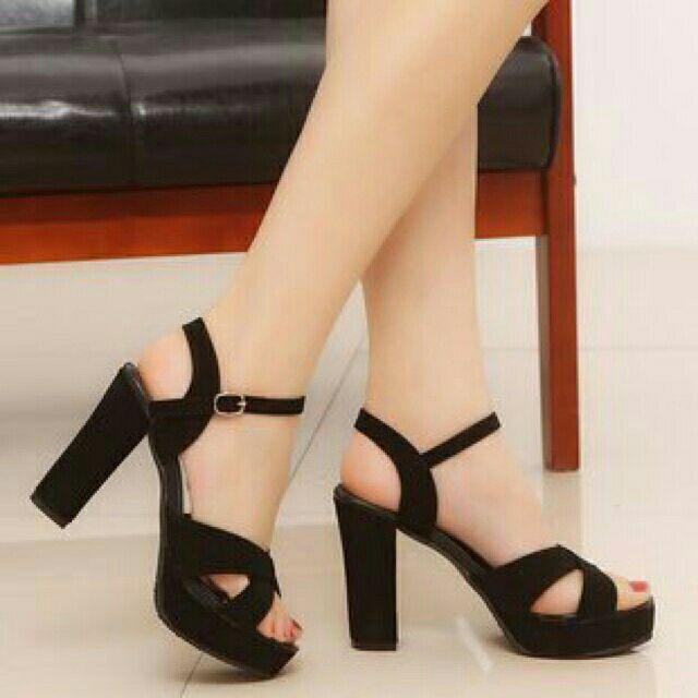 Sandal da lộn 12f