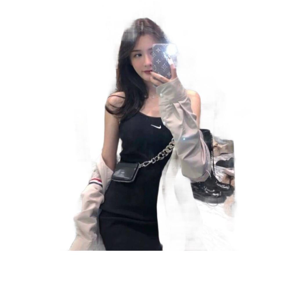 Chân Váy Dệt Kim Dáng Ôm Thời Trang Xuân Hè 2020 Cho Nữ