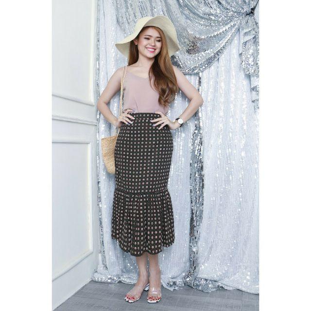 Mã sp IN0130 Chân váy xòe đuôi cá