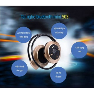 Tai nghe Bluetooth TF Mini 503
