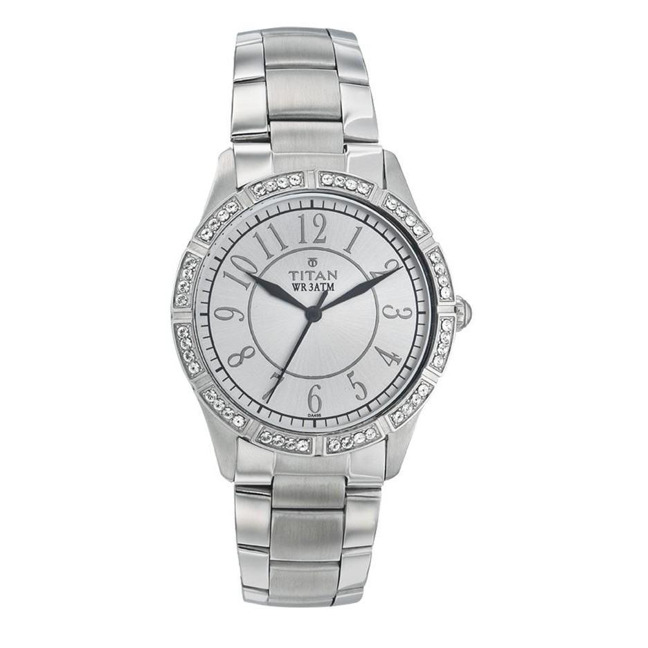 Đồng hồ thời trang Nữ Titan 9862SM01