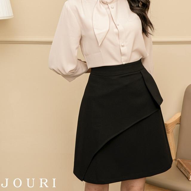 Chân váy vạt chéo JCV63
