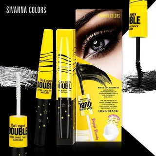 MASCARA HAI ĐẦU SIVANNA COLORS