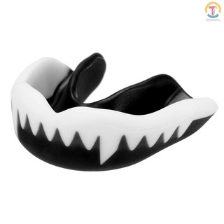 Hình ảnh T Sports Mouth Guard Food Grade Tooth Protector Boxing Karate Muay Safety Mouth-guard Boil and Bite Mouthguard
