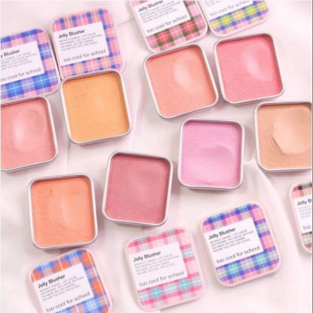 Hình ảnh Má Hồng Too Cool For School Jelly Blusher