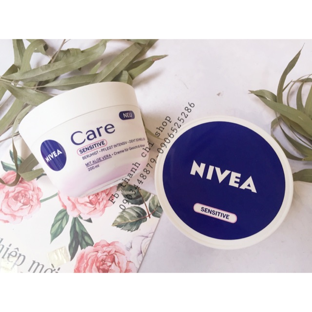 Nivea sensitive Care
