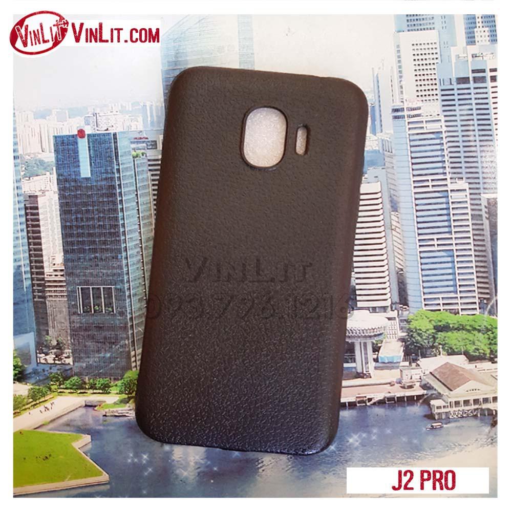 [ Samsung J2 Pro ] J2R1813031 Ốp lưng dẻo sọc da vô cùng sang trọng – hàng tốt