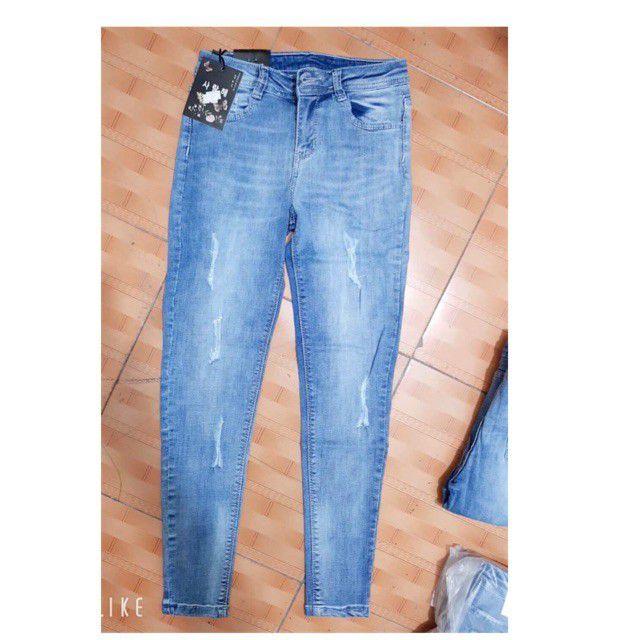 Quần jeans 235k