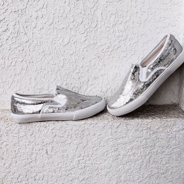 ➖   Galaxy On your own Slip On