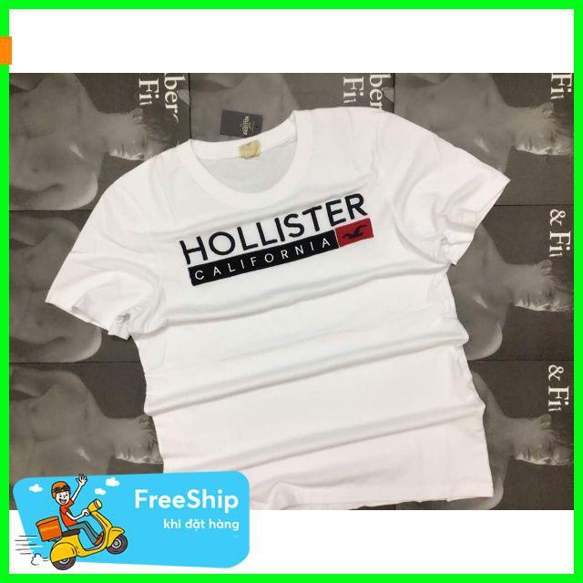 [ Top 9 ] Áo cổ tròn holiitert như hình HT03 áo thun mùa hè,áo đi chơi,áo thun in hình đẹp,áo thun nam cao cấp