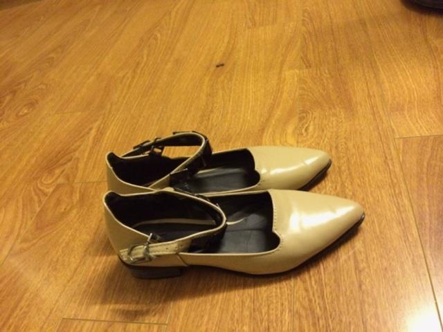 Giày búp bê nư
